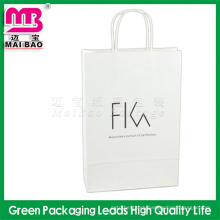 new and fashion low price 100gsm brown kraft paper bag