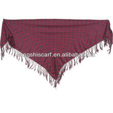 мода красный бесконечности шарф