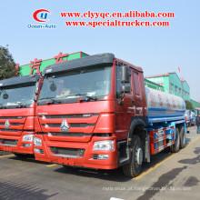 SINOTRUK HOWO 6x4 caminhão do srinkler da água de 20000 litros à venda