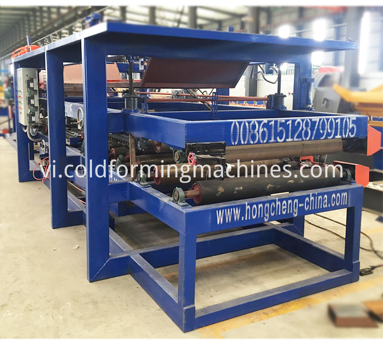 roll forming machine 13