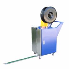 Máquina para encadernação de fita PP para papelão