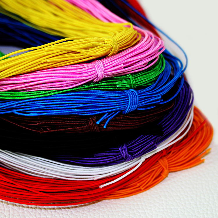 Colorful Elastic Rope