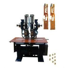 Pneumatische Doppel-Eyeleting Machine(1.2mm-10mm)
