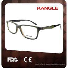 2017 Muito bom design novo Óculos de acetato de estilo masculino