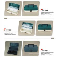 Outdoor Plastic Multifunction Fishing Tackle Box