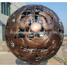 Modern Large Garden Arts Abstract Stainless steel Sculpture for sale