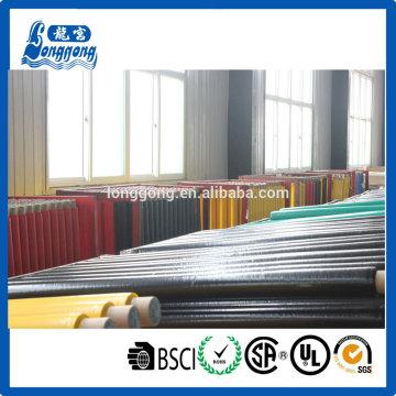 5% calcuim pvc insulating tape log roll