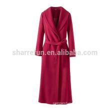 2015AW женские 100% кашемир пальто