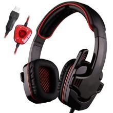 Игровые гарнитуры Headband Headphones с микрофоном
