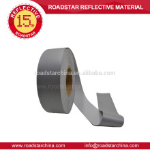 Safety high silver reflective tape for clothing