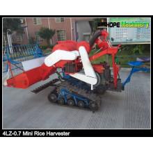 Мини-Сельскохозяйственная машина для сбора урожая риса