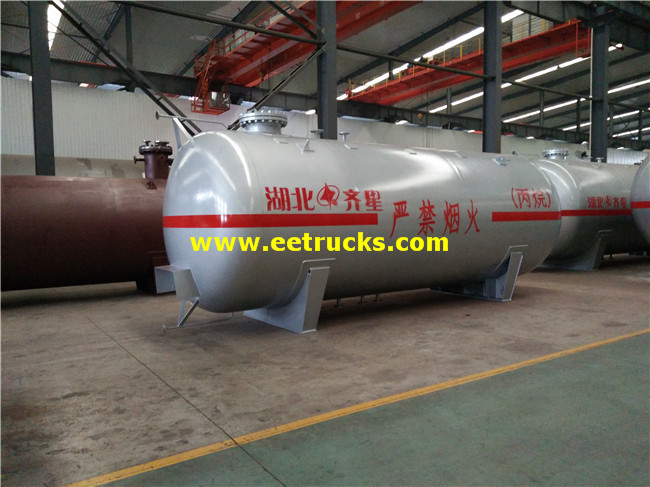 10MT Aboveground Propylene Vessels