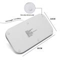 Station de charge 10W Slim Fast Wireless