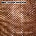 Pano de fio de tecido de malha de cobre