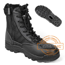 Men Leather Military Boots ,Military Leather Combat Boots for tactical hiking outdoor sports hunting camping
