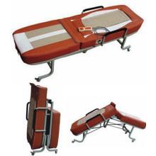 Cama de massagem portátil elétrica segura Rt6018e-2