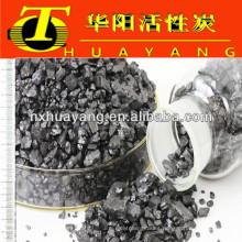 Hot Export FC 90-95% antracita calcinada eléctrica