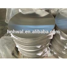 1060 1100 ustensiles de cuisine et utilisation d'éclairage cercle en aluminium