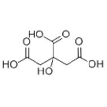 Ácido cítrico CAS 77-92-9