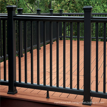 Cheap Steel Coated Palisade Fencing for Farm