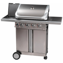 Outdoor 4 Burner Weber Gas BBQ Smoker Grill for Sale