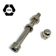 DIN912 Zinc Plated Hex Socket Head Cap Bolt