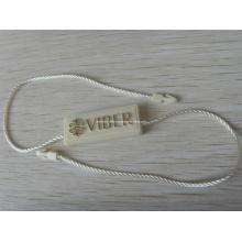 Etiqueta plástica de la caída / etiqueta plástica del sello / etiqueta sujetador / etiqueta del equipaje By80005
