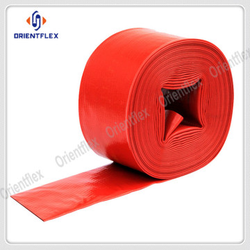 Excellent+tensile+strength+hose+lay+flat+irrigation+pipe
