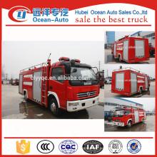 Vehículo de incendio / vehículo del fuego de Howo 4X2 del precio bajo para la venta