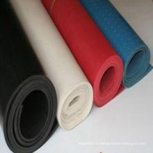 Красочные бутадиен-нитрильный каучук бутадиен-Нитрильный каучук Теплоизоляция лист рулон