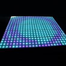 DMX RGB Pixel LED Dance Floor Light