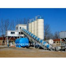 HZS100 Máquina misturadora de concreto modular misturada pronta Máquina de mistura concreta