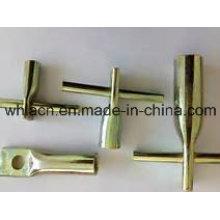 Douille d'ancrage plate de prise de levage de levage pour le béton préfabriqué (M / RD 12-52)