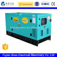 50hz 230V Quanchai monophasé 16Kva generator