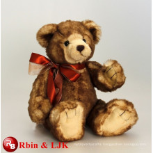 Meet EN71 and ASTM standard ICTI plush toy factory plush scented plush bear toy