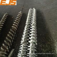 long lifetime bimetallic pvc extruder screw and barrel
