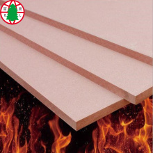 Flame+retardant+fireproof+pink+color+MDF+board