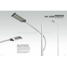Plata 150w fundición a troquel de aluminio LED iluminación de la calle / vivienda de luz de calle llevó al aire libre