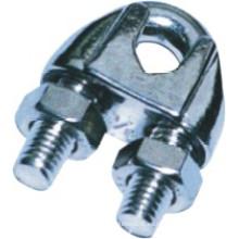 Cables de acero inoxidable Clips serie para el hardware marina
