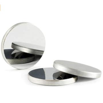 Espejo de aluminio protector de lente de espejo óptico D8-50.8mm