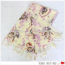 Шерсть пашмины шарф/Пашмины