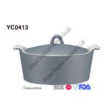 Grey Color Casserole for Wholesale
