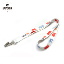 No MOQ Custom Australia Souvenir Sublimation Lanyard with ID Badge Clip