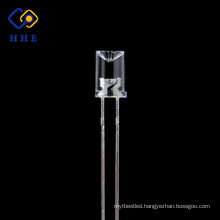 Hot Sale Classical Green Tone Concave 5mm LED Dip Diode