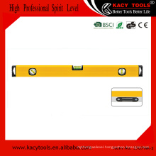 3 Bubbles Alumimum Box Section Spirit Level With Angle Finder,Box Section Levels,Measuring Tools