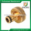 Brass Threaded Garden Hose Water Tap Fittings Connector Adaptor