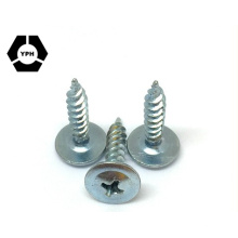 Wafer Head Self Tapping Wood Screws