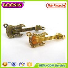 Goupilles de charme faites sur commande en métal d'OEM/ODM Épinglettes d'or