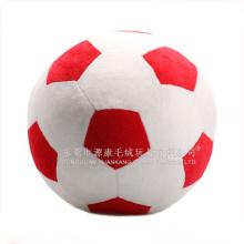 Dongguan ICTI auditados fábrica de juguetes infantiles juegos de peluche de fútbol, juegos de juguete suave para niños