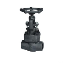 Baja ditempa Threaded Globe Valve